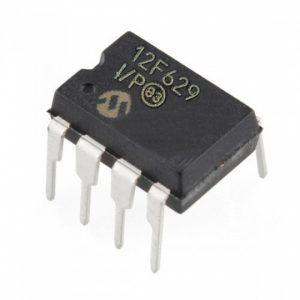 PIC12F629 * PIC12F629-I/P