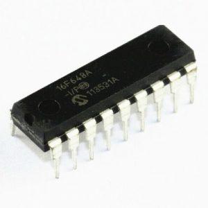 PIC16F648 * PIC16F648A-I/P