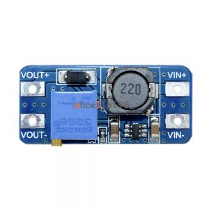 MODULO BOOSTER BOARD STEP-UP DC-DC 2A-24V