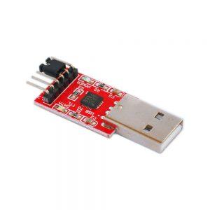 MÓDULO CONVERSOR USB 2.0 PARA RS-232 – CP2102