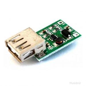 MÓDULO REGULADOR USB DC-DC 0,9V-5V – SAÍDA 5V – STEP-UP