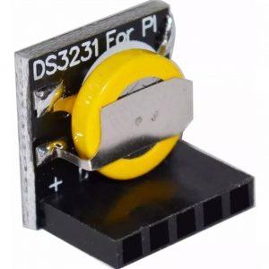 MÓDULO TIMER CLOCK RTC DS3231 P/RESPBERRY PI